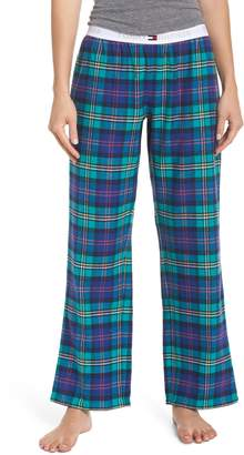 Tommy Hilfiger Plaid Pajama Pants