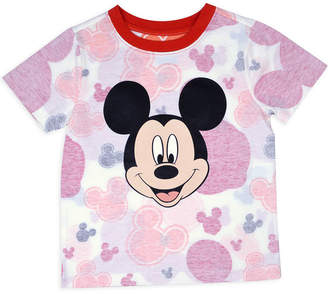 DISNEY MICKEY MOUSE Disney Mickey Mouse Graphic T-Shirt-Toddler Boys