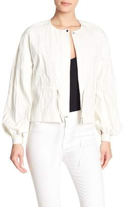 A.L.C. Florence Bishop Sleeve Jacket