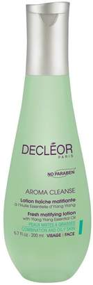 Decleor Fresh Matifying Lotion with Ylang Ylang Essential Oil 200ml