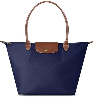 Longchamp Le pliage Shoulder Bag in Blue