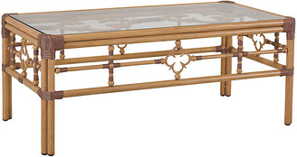 Lane Venture CELERIE KEMBLE FOR Mimi Coffee Table - Natural/Cappuccino