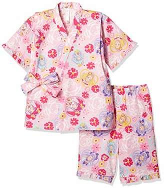 Bandai (バンダイ) - [バンダイ] パジャマ プリキュア光る甚平 ピンク 日本 100 (日本サイズ100 相当)
