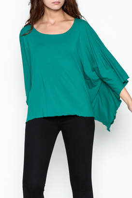 Made on Earth Poncho Top