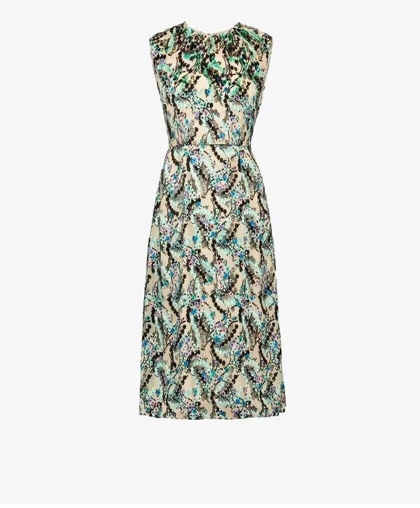Prada Prada Print Dress