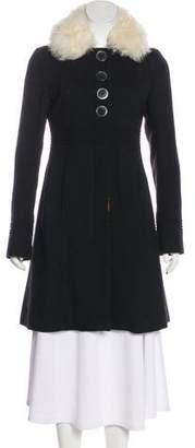 Marc Jacobs Wool Knee-Length Coat