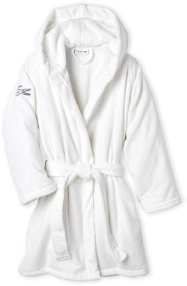 Lacoste Hooded Fairplay Robe