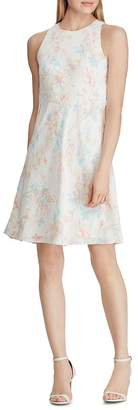Ralph Lauren Floral Crepe Dress