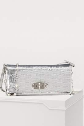 Silver Sequin Bag - ShopStyle 40c9210b12