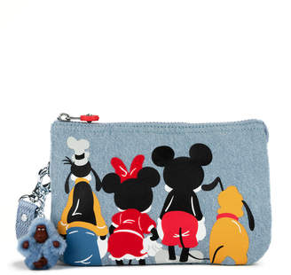 Kipling Creativity Disney's 90 Years of Mickey Mouse Extra Large Pouch