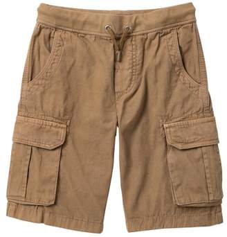 7 For All Mankind Pull-On Cargo Shorts (Big Boys)