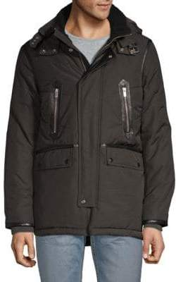 The Kooples Quilted Jacket