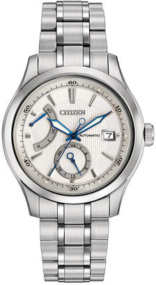 Citizen Men's Automatic Grand Classic Stainless Steel Bracelet Watch 43mm NB3010-52A $1,195 thestylecure.com