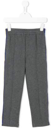 Gucci Kids stripe detail sweatpants