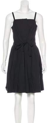 Marc Jacobs Knee-Length Button-Up Dress