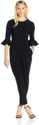 Black Halo Halo Women's Brooklyn Cropped Jumpsuit
