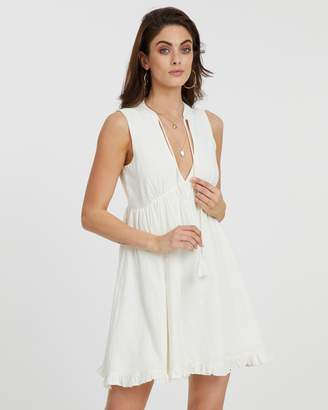 Atmos & Here ICONIC EXCLUSIVE - Bella Babydoll Dress