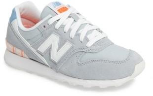 Women's New Balance '696' Sneaker $79.95 thestylecure.com