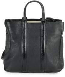 Stuart Weitzman Uptownshopper Leather Tote