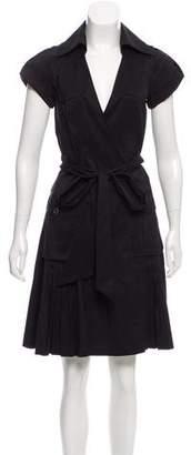 Diane von Furstenberg Kitty Wrap Dress