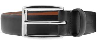 Ralph Lauren Harness Leather Belt Black