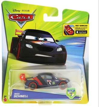 Cars Disney Max Schnell Carnival Cup 1:55 Diecast Car