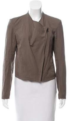 Helmut Lang HELMUT Lightweight Asymmetrical Jacket
