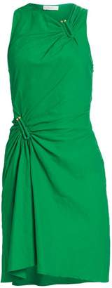 A.L.C. Jina Gathered Mini Dress