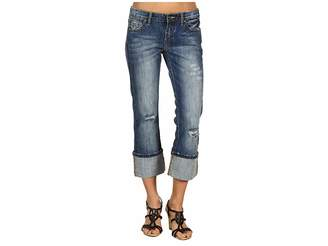 Stetson Classic Western Cropped Jean