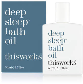 This Works Deep Sleep Bath Oil, 1.7 oz./ 50 mL