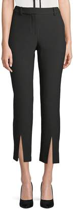 Zac Posen Women's High-Rise Cropped Pants