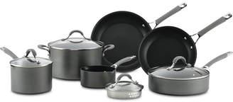 Circulon Elementum 10-Pc. Hard-Anodized Non-Stick Cookware Set