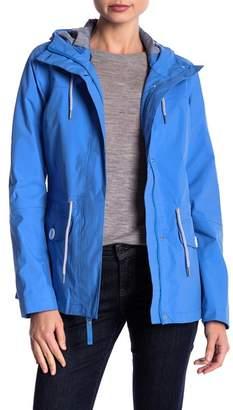 Helly Hansen Elements Hooded Rain Jacket