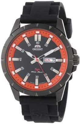 Orient Men's FUG1X009B9 SP Day and Date Function Watch
