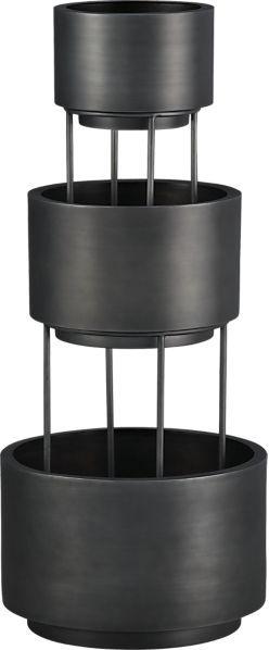 Crate & Barrel Tenali Plant Stand