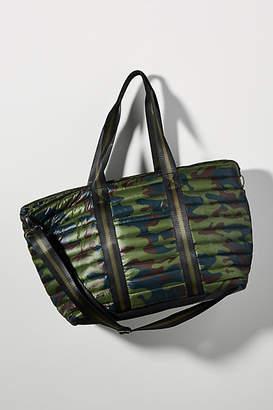 Think Royln Camo Weekender Bag