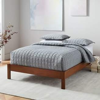 west elm Simple Bed Frame - Acorn