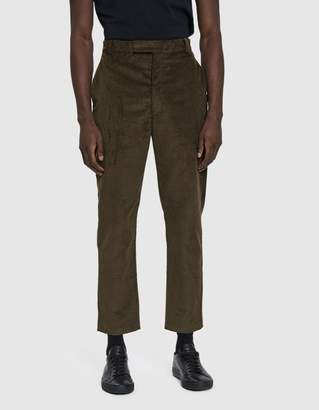 Need Extended Tab Trouser in Chestnut