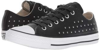 Converse Chuck Taylor All Star Leather Studs Ox Women's Shoes