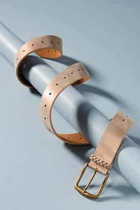 ADA Tough Guy Leather Belt