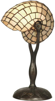 Dale Tiffany Tiffany Nautilius Snail Table Lamp