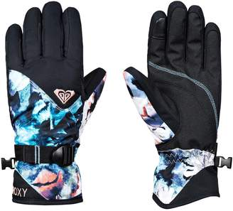 Roxy Jetty Print Snow Sport Gloves
