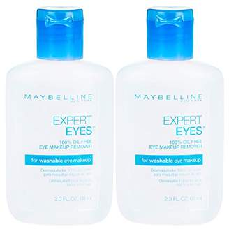 Maybelline New York Expert Eyes Oil-free Eye Makeup Remover