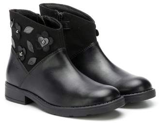 Geox Kids flower patch boots