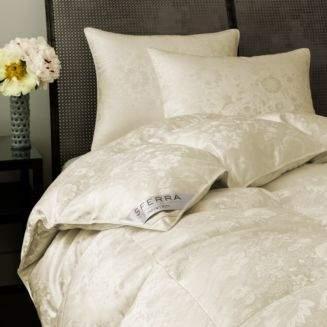 Sferra Bros Ltd. Snowdon Firm Queen Pillow