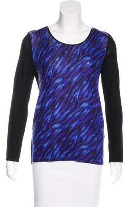 Gerard Darel Wool Knit Sweater