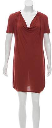 Stella McCartney Short Sleeve Mini Dress