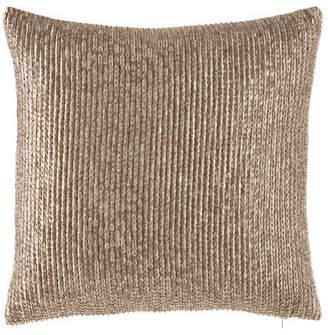 Sabira Seffina Hand-Beaded Pillow