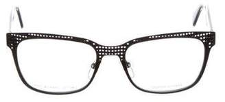 Marc by Marc Jacobs Logo Square Eyeglasses