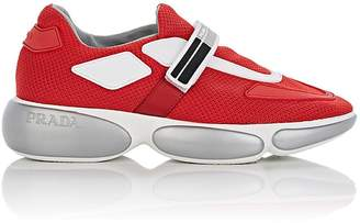 Prada Women's Cloudbust Mesh Sneakers